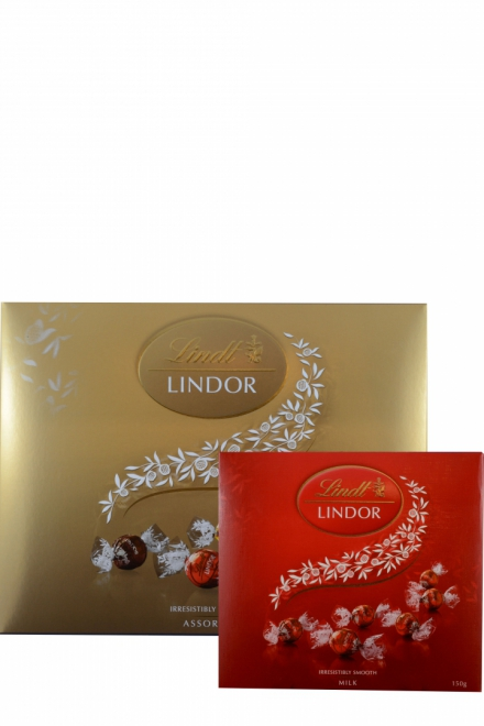 Lindt Chocolate Boxes