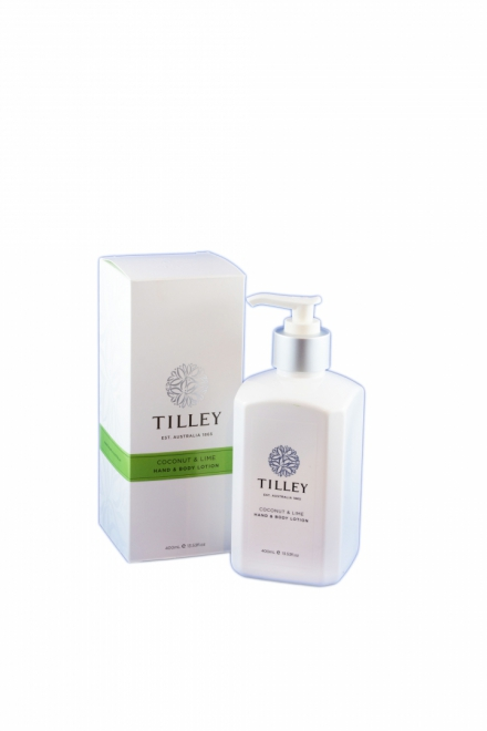 Tilley Body Lotion